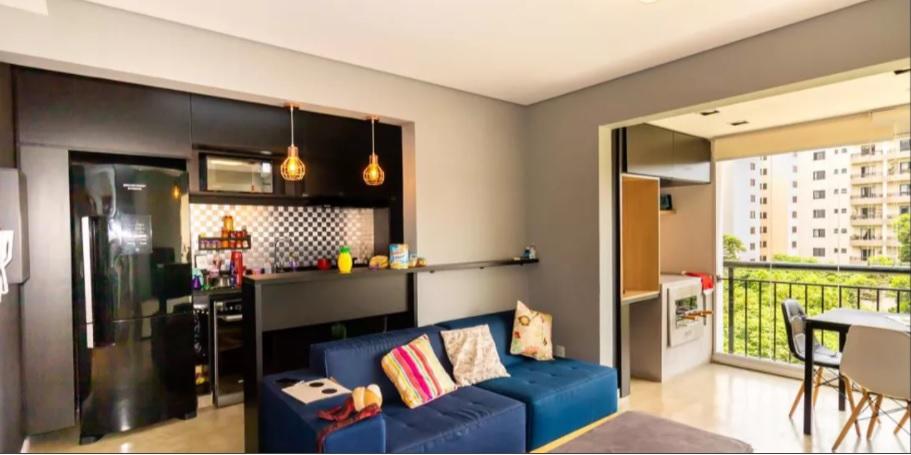 Apartamento a venda na Avenida Professora Virgília Rodrigues Alves de Carvalho Pinto, Jardim Leonor Mendes de Barros, São Paulo, SP
