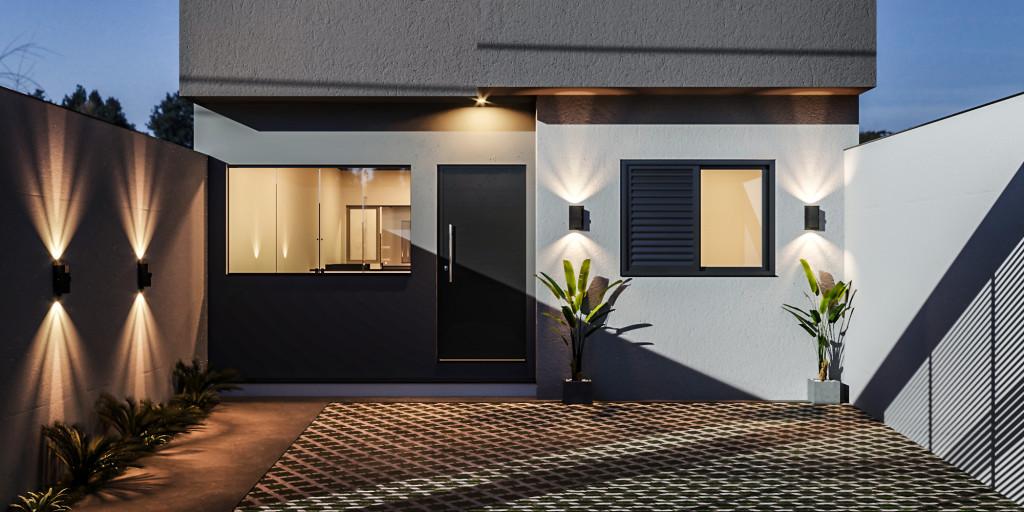 Casa a venda na Rua José Moreira dos Santos, Residencial Parque dos Sinos, Jacareí, SP