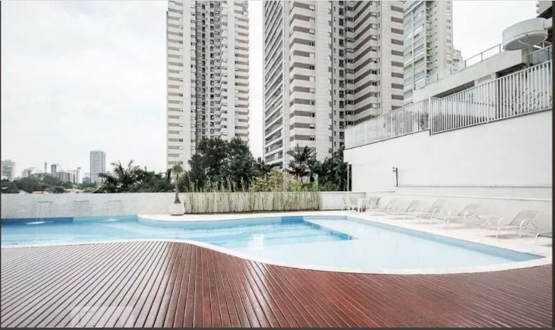 Apartamento para venda ou locação na Rua Zacarias de Gois, Campo Belo - Parque Colonial, São Paulo, SP