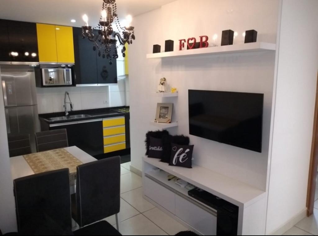 Apartamento a venda na Rua França, Vila Santa Maria, Americana, SP