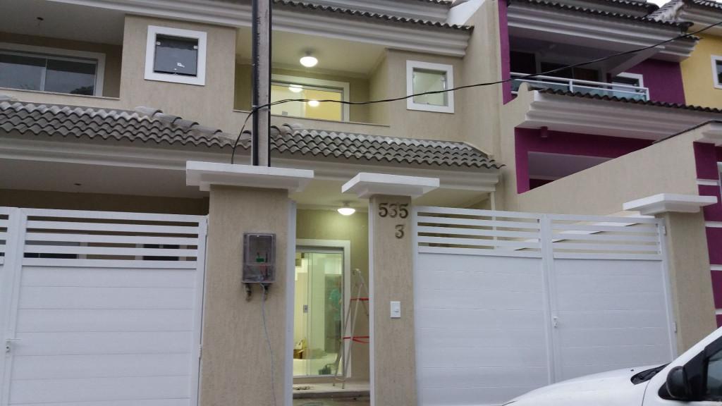 Casa em Condomínio a venda na Rua Abel Ferreira, Campo Grande, Rio de Janeiro, RJ