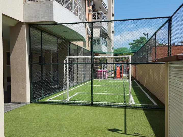 Apartamento a venda na Rua Professor Henrique Costa, Pechincha, Rio de Janeiro, RJ