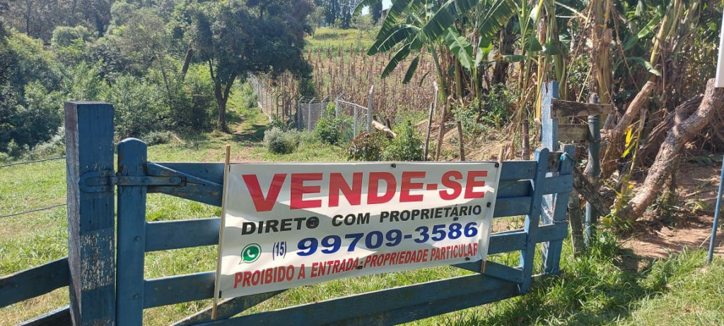Terreno para venda ou locação na Estrada Do Verdão, Éden, Sorocaba, SP
