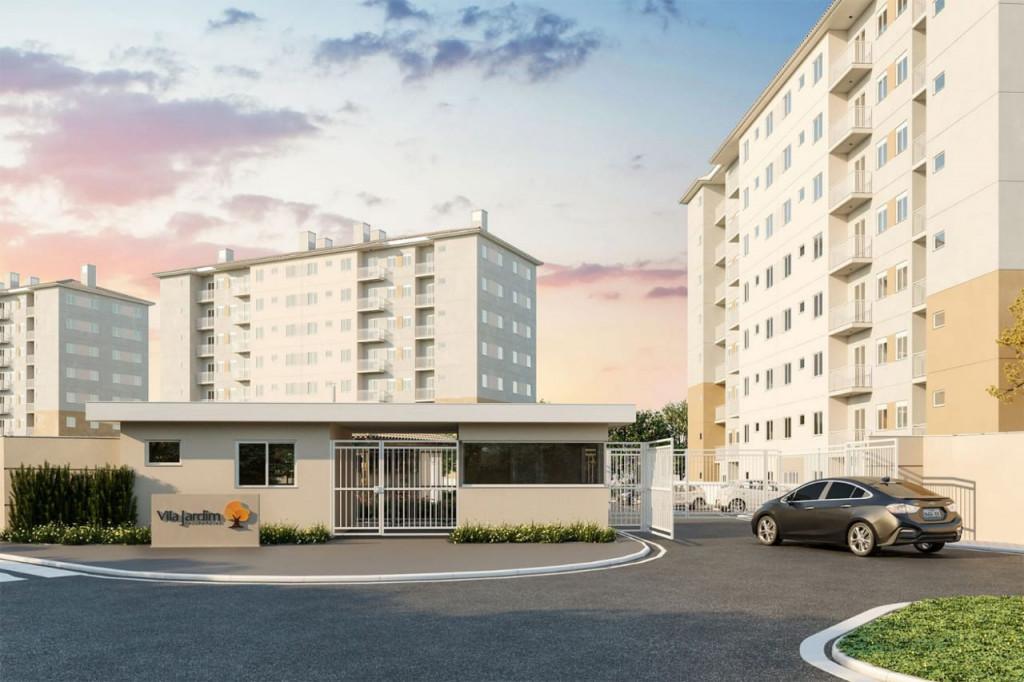 Apartamento a venda na Estrada da Companhia, Roma, Volta Redonda, RJ