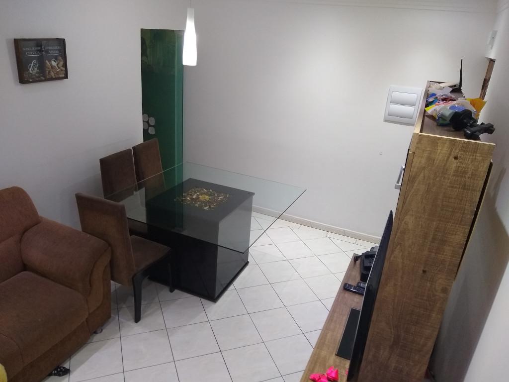 Apartamento a venda na Rua José Lins do Rego, Vila Valparaíso, Santo André, SP