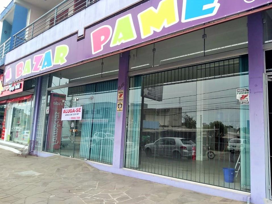 Loja para locação na Rua Bartolomeu de Gusmão, Canudos, Novo Hamburgo, RS