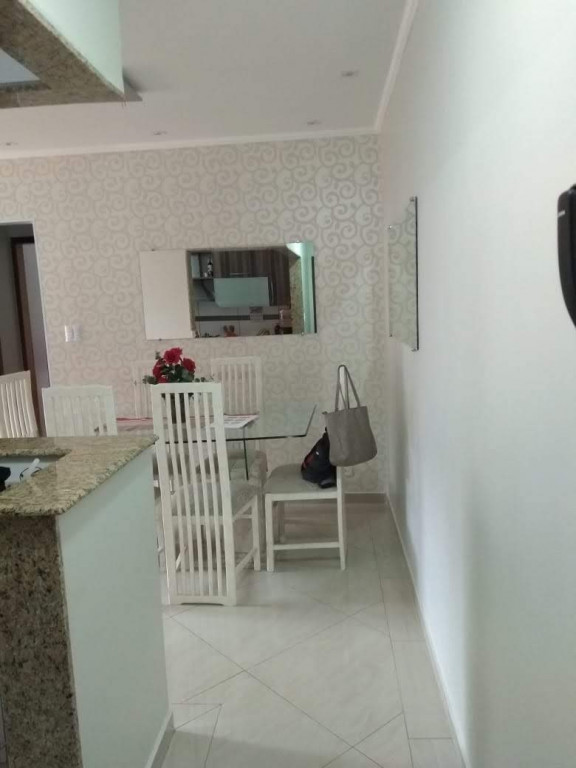 Apartamento para venda ou locação na Rua Zumbi dos Palmares, Parque São Vicente, Mauá, SP