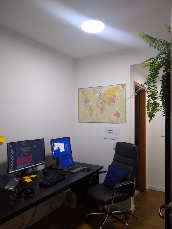 Apartamento a venda na Rua Catanduva, Jardim Pedroso, Mauá, SP