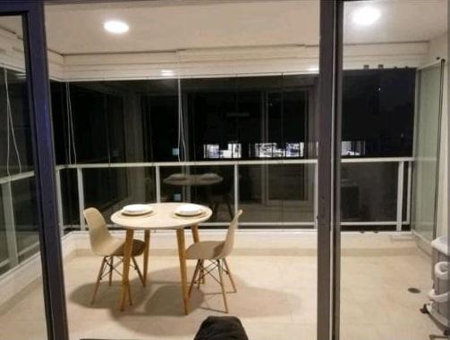 Apartamento para locação na Rua da Consolação, Consolação, São Paulo, SP