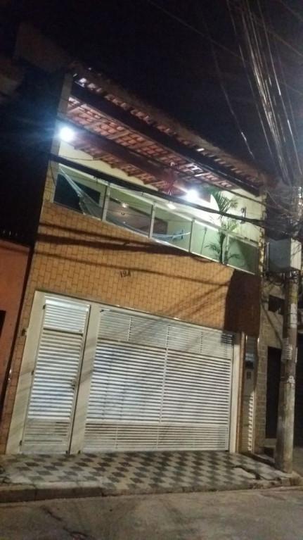 Casa a venda na Rua Dora da Penha dos Santos, Parque Belém, São Paulo, SP
