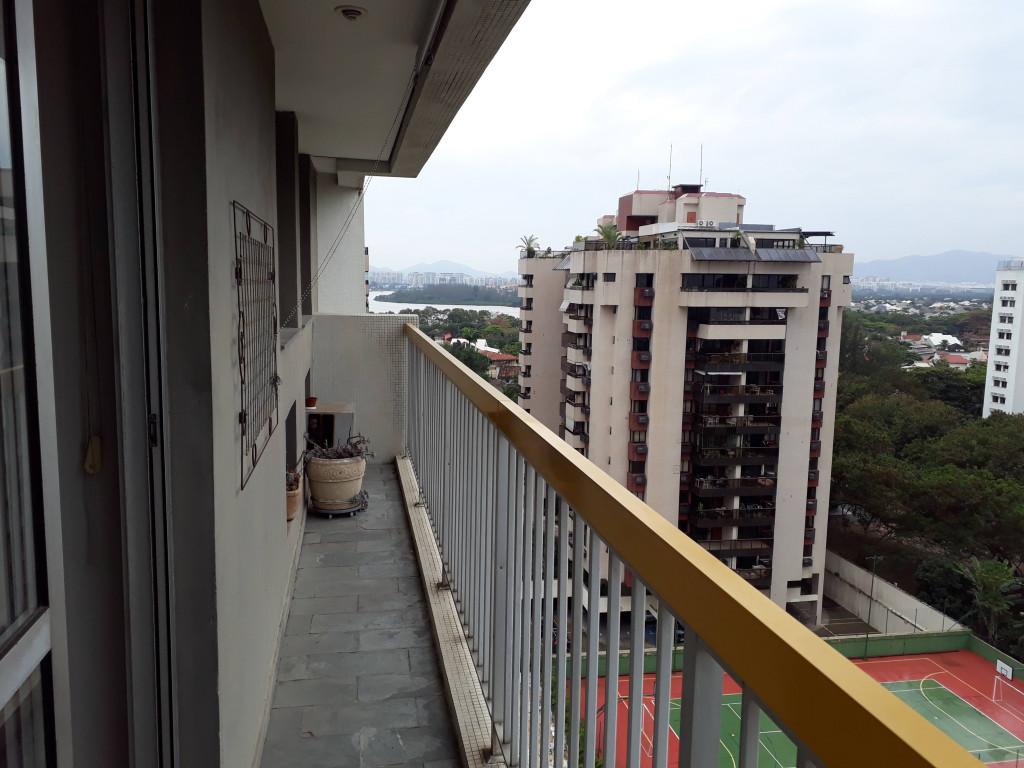 Cobertura a venda na Avenida Jean Paul Sartre, Barra da Tijuca, Rio de Janeiro, RJ