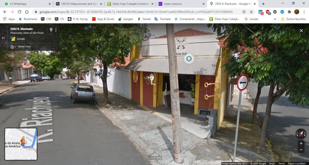 Imóvel Comercial a venda na Rua Machado de Assis, Nova América, Piracicaba, SP