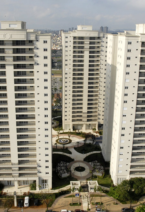 Apartamento para locação na Avenida Padre Anchieta, Jardim, Santo André, SP