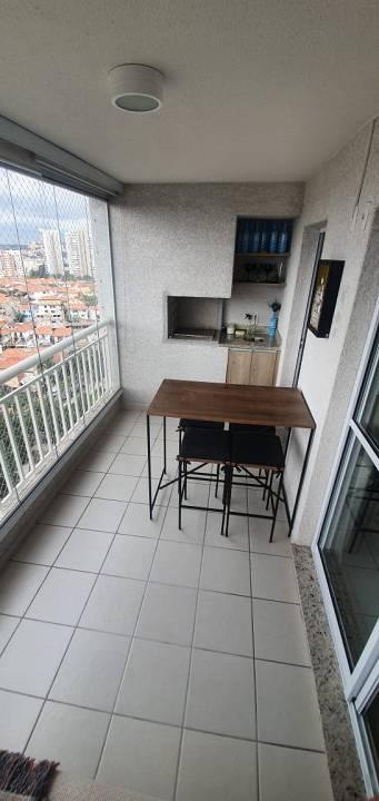 Apartamento a venda na Avenida Albert Bartholome, Jardim das Vertentes, São Paulo, SP