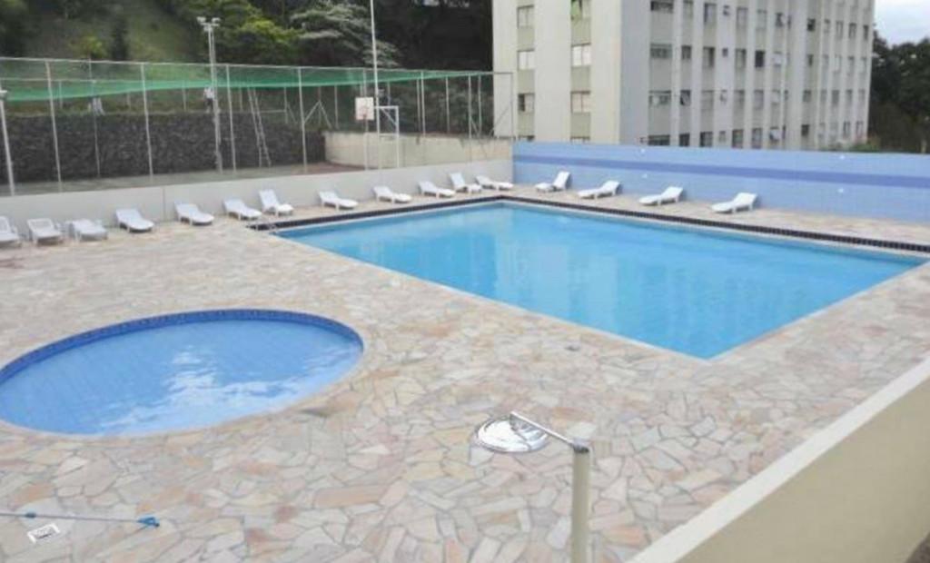 Apartamento a venda na Avenida Jaguaré, Jaguaré, São Paulo, SP