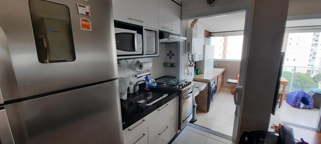 Apartamento a venda na Rua Conselheiro Moreira de Barros, Lauzane Paulista, São Paulo, SP