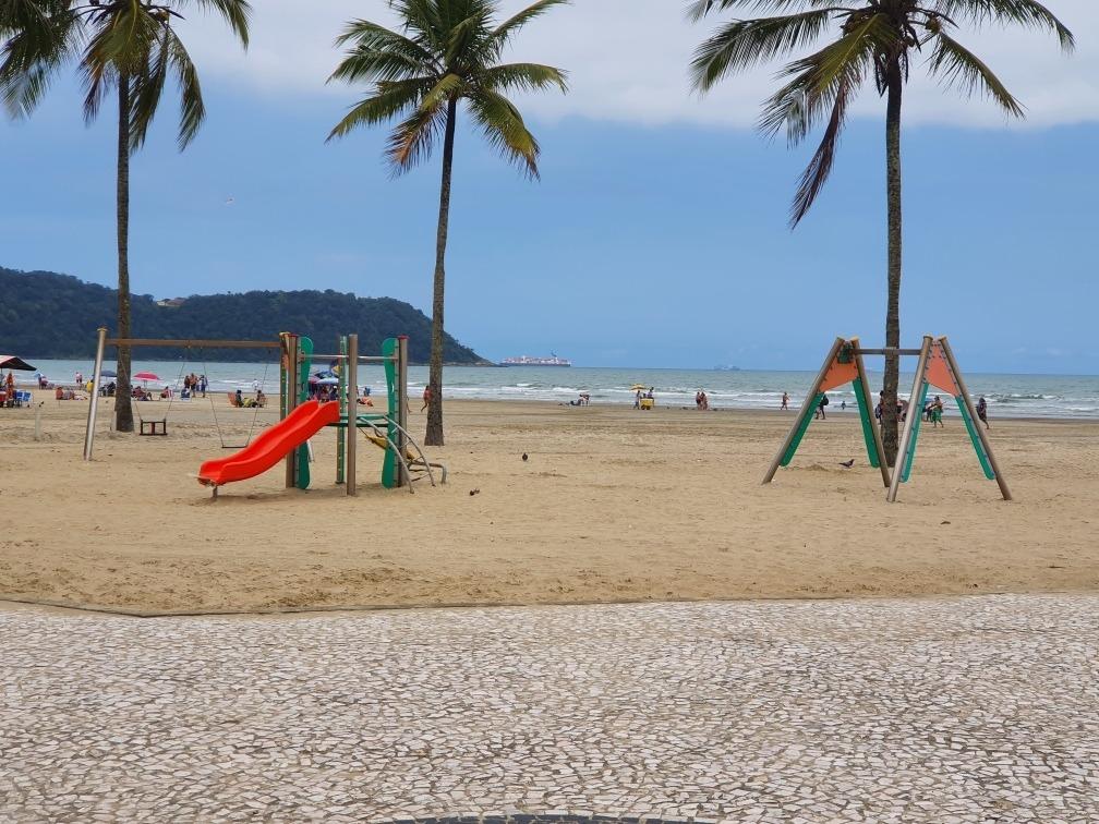 foto - Praia Grande - Forte