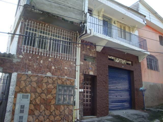 Casa a venda na Rua Roque de Mingo, Campo Limpo, São Paulo, SP